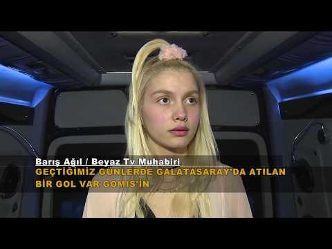 Aleyna Tilki Gomis'e Cevap Verdi . !