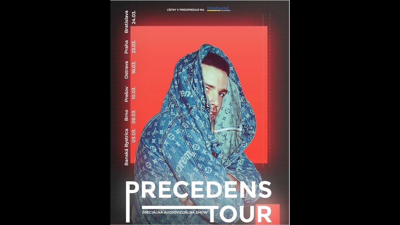 PRECEDENS TOUR 2018 I official teaser