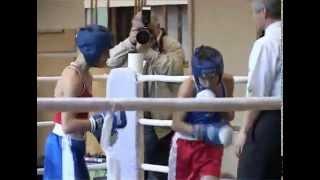 Соревнования боксёров
