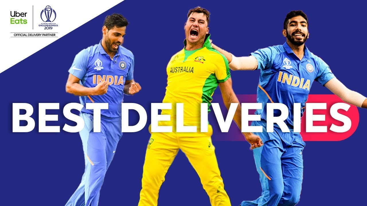 UberEats Best Deliveries of the Day | India vs Australia | ICC Cricket World Cup 2019