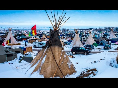 N Dakota Pipeline Permits DENIED by the FEDS : Breaking 12-4-16