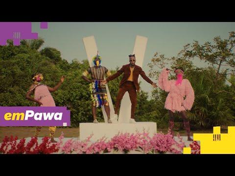 C Natty - Ojah (Official Video) #emPawa30 Artist