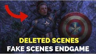 Mengungkap Deleted Scene & Fake Scene di Avengers endgame | Part 6