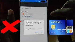 How to Remove your Credit Card from Fortnite Galaxy S10 (Samsung Billing)
