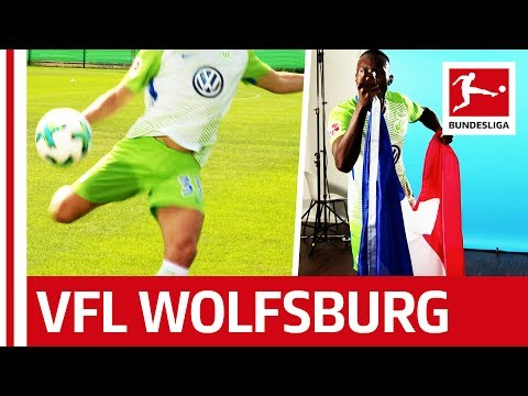 Gomez, Guilavogui, Brooks - Wolfsburg stars show off their individual skills