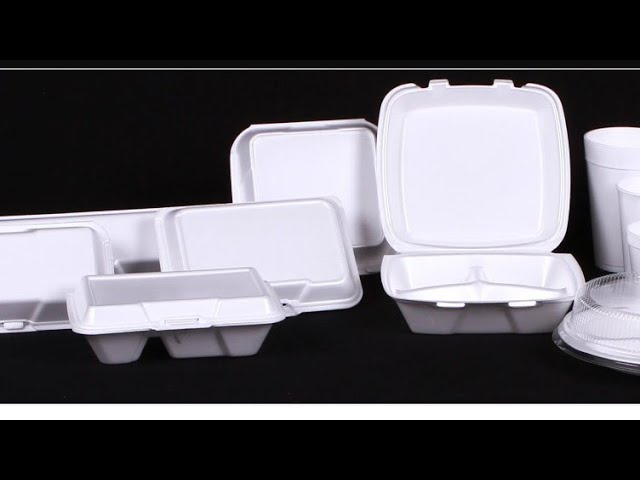 Foam Takeout Container Best Diy Melting Foam Take Out Styrofoam Recycling Youtube