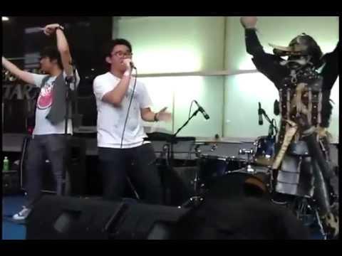 The Dions - Heavy Rotation (AKB48) Karaoke @ Bijac no Tanjoiwai 6
