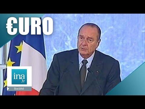 Jacques Chirac et Laurent Fabius