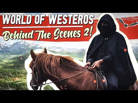 So viel WAHNSINN bei WORLD OF WESTEROS! /// Behind The Scenes #2