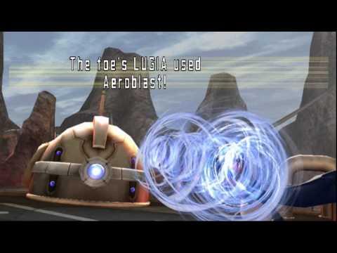 Mega Latios VS Shadow Lugia - Pokemon Battle Revolution ...