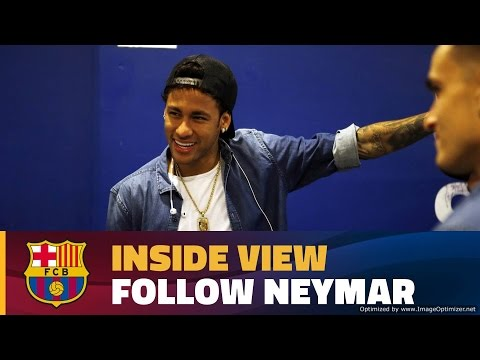 [behind-the-scenes]-neymar-returns-for-fc-barcelona-in-the-derby
