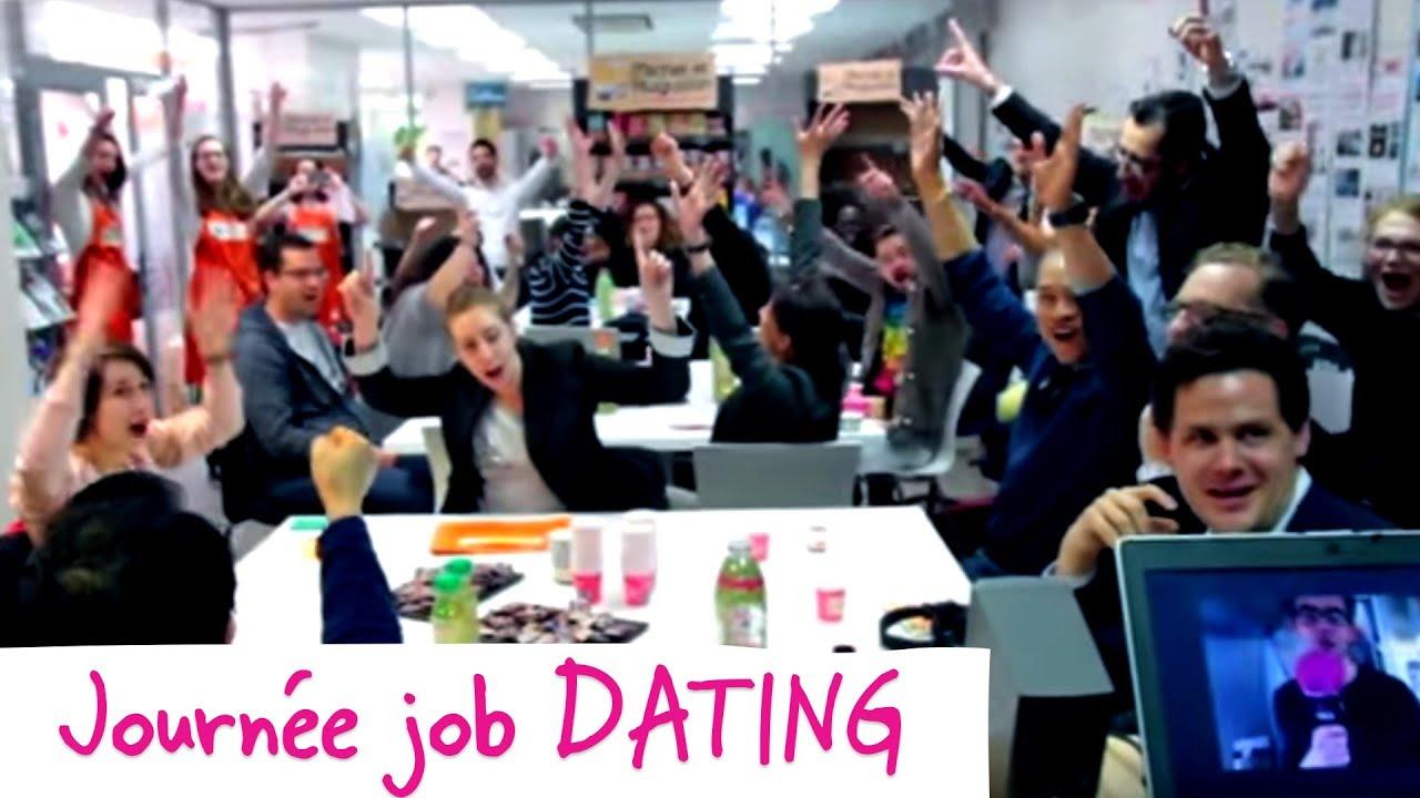 Job dating se prparer