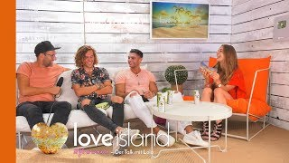 Aftersun - Der Talk mit Lola (Folge 1) | Gäste: Victor & Marcellino | Love Island - Staffel 3