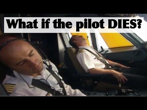 Aircraft failure - Pilot incapacitation