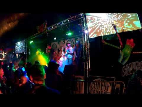 china shop bull on convoy cabaret stage bearded theory 2017