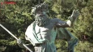 Крым. Партенит. Парк Айвазовского. Весна в парке Парадиз.