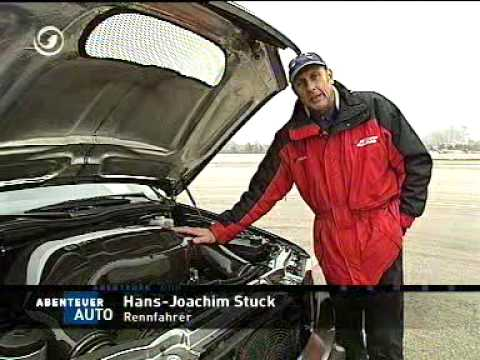 Bmw X5 le mans V12 LMR engine 700 hp by Hans Joachim Stuck