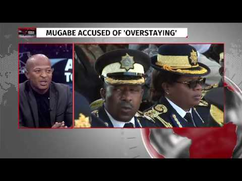 Time for Mugabe to go: Botswana president