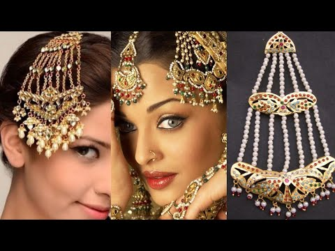 How to set Bridal JHUMAR and tikka اردو / हिंदी