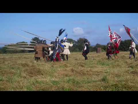 Battle of Pinkie re enactment Newhailes House  September 17th 2017