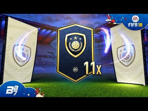11X GUARANTEED WORLD CUP ICON PACKS! BRAND NEW ICONS! | FIFA 18 WORLD CUP