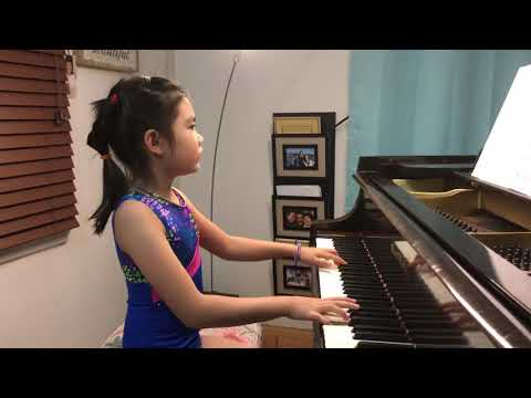 Ava Playing All Of Me By Seymour Simons And Gerald Marks
