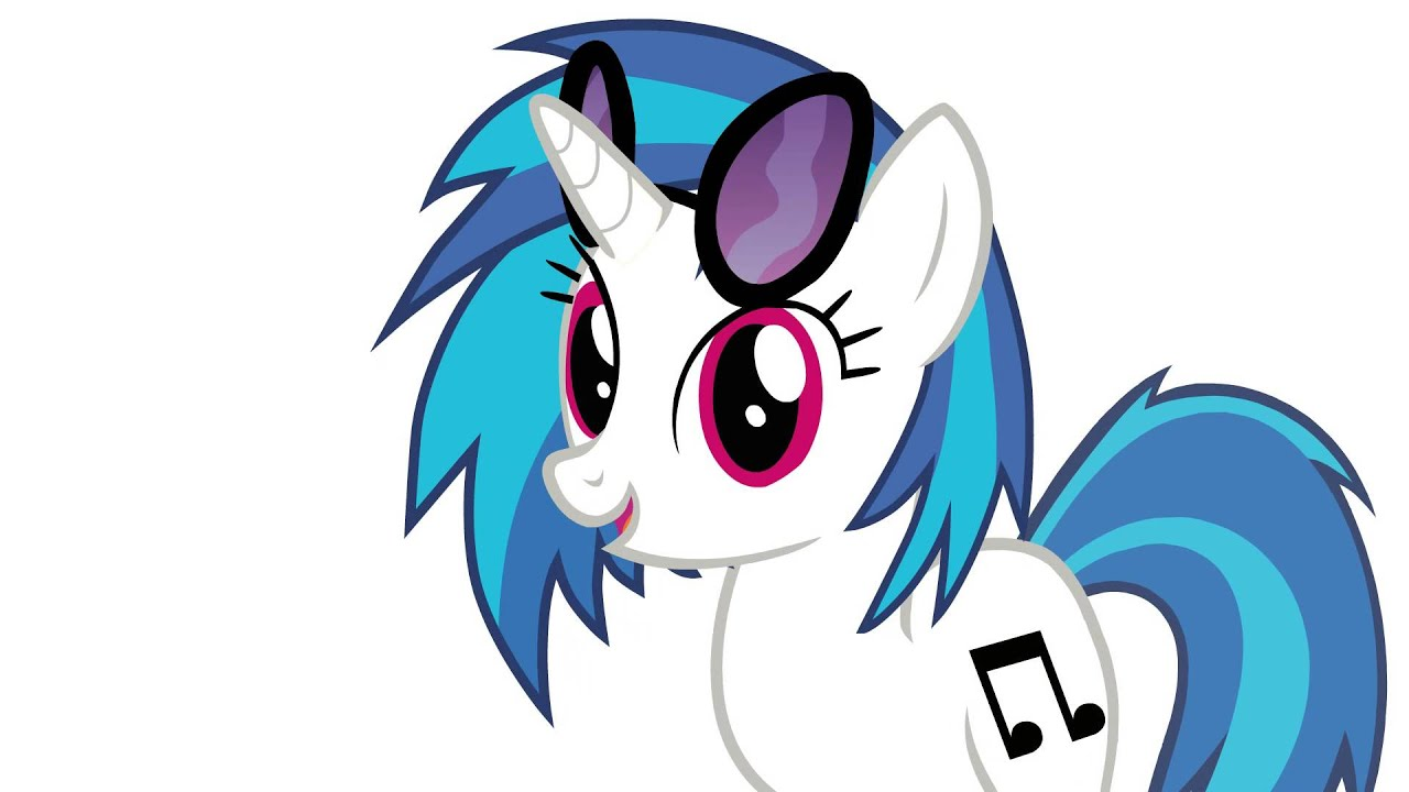 Vinyl Scratch has an AWESOME message - YouTube