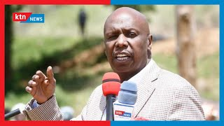 Kwale delegates endorse KANU chairman Gideon Moi for presidency