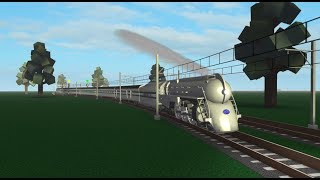 Dule cab with Storm | Terminal Railways | Roblox
