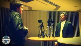 Die Kamera ist seine Waffe - Bürgerberg aka Tilman Knechtel