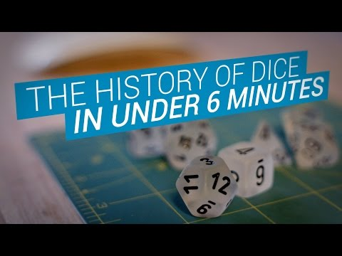 Board with Life Doc - The History of Dice in Under 6 Minutes