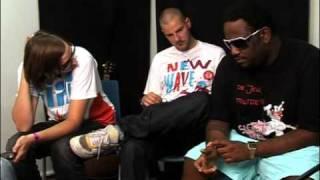 De Jeugd van Tegenwoordig interview Lowlands 2008 (deel 2)