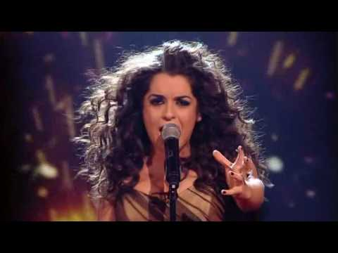 """The X Factor - The Quarter Final Act 1 (Song 2) - Ruth Lorenzo 