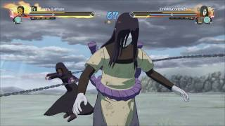 Naruto Shippuden Ultimate Ninja Storm 4  (Online Game 16)