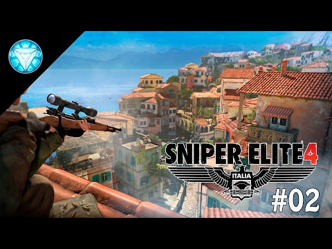 2nd Mission #SniperYOLO - Sniper Elite 4 Indonesia