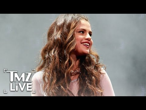 Selena Gomez Hospitalized After Emotional Breakdown | TMZ Live