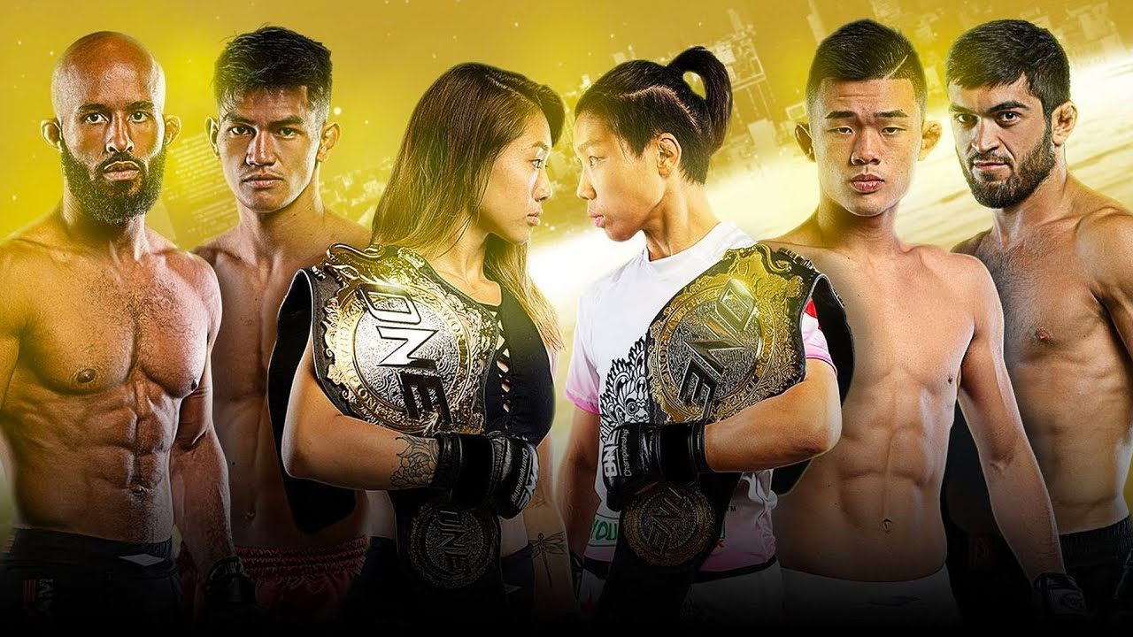 ONE Championship: CENTURY PART I | Event Replay
