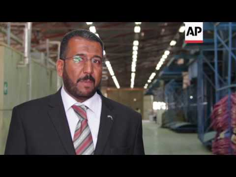 Carpet factory reopens over two years after conflict damage