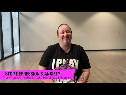 Stop Depression & Anxiety - Replace medication with Happiness & Exercise
