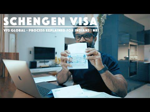 SCHENGEN VISA FROM INDIA - Sharing my first experience applying Europe visa