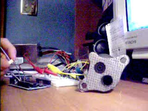 Arduino PWM controlling EGR solenoid valve with potentiometer