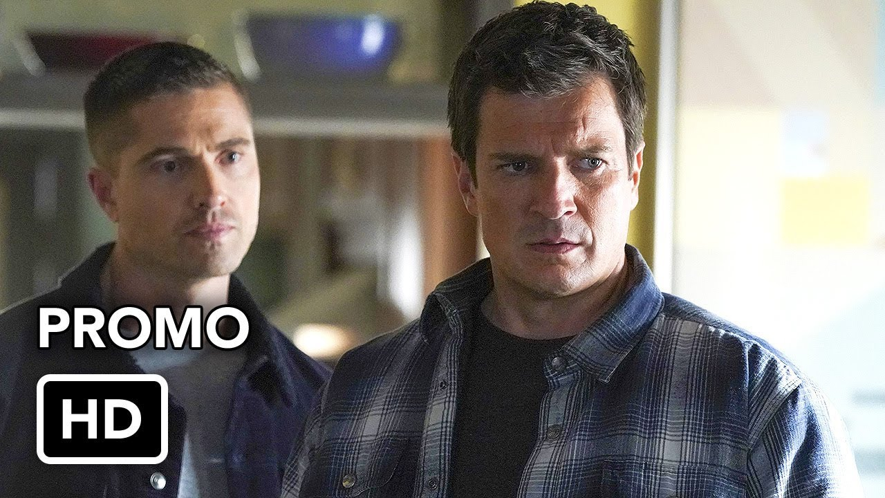 """Download The Rookie 1x17 Promo """"The Shake Up"""" (HD) Nathan Fillion series"""