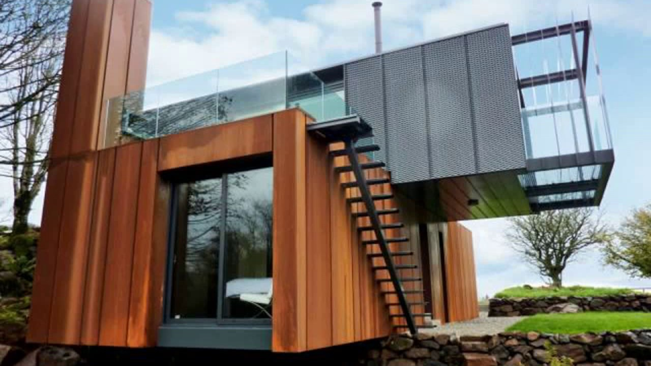 Shipping container homes grand designs youtube - Shipping container home designs gallery ...