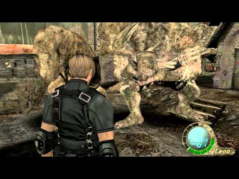 Resident Evil 4 Ultimate HD Game Movie  (Main + Separate Ways)