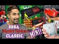 SEGA Master System CLASSIC - 3 Retro Consoles that deserve the MINI treatment