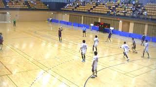 2017/08/13全日本マスターズハンドボール GHBP ARES対コマツオールウェイズ(前半1/2)