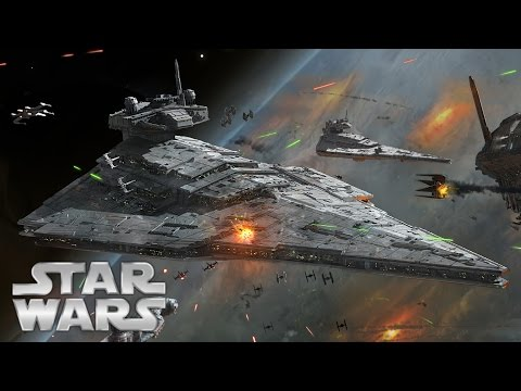 How to Steal a Star Destroyer: Three Strategies Used by the Rebels and New Republic