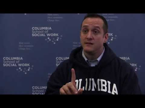 WHY COLUMBIA? Police Officer's Story
