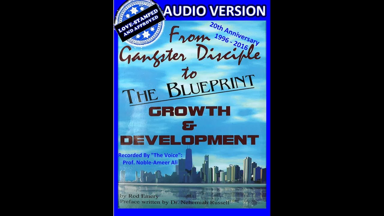 Ch1 the gangster disciples from the blueprint youtube malvernweather Gallery