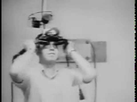 Ivan Sutherland - Head Mounted Display